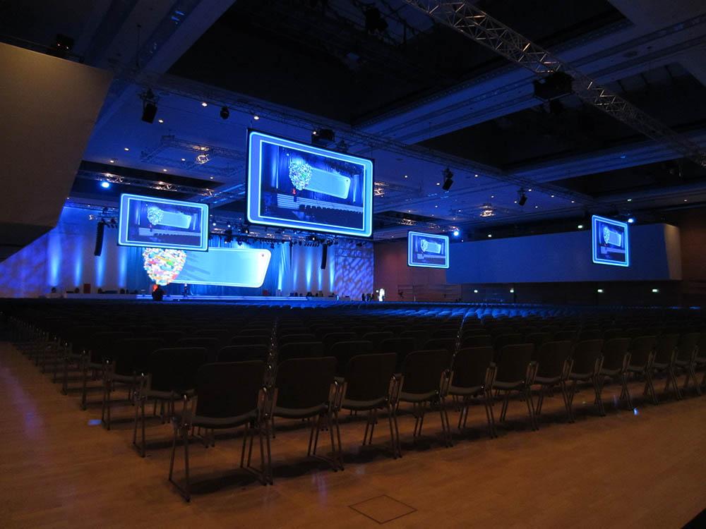 ESC 2012 - ACS audiovisual solutions
