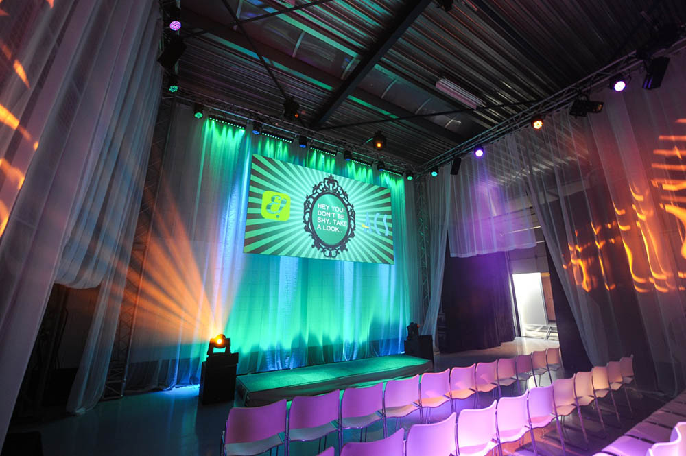 Customer event 2014 - ACS audiovisual solutions