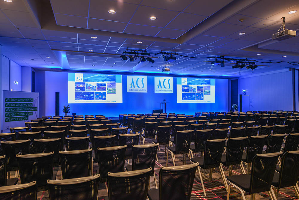 Business conference - ACS audiovisual solutions
