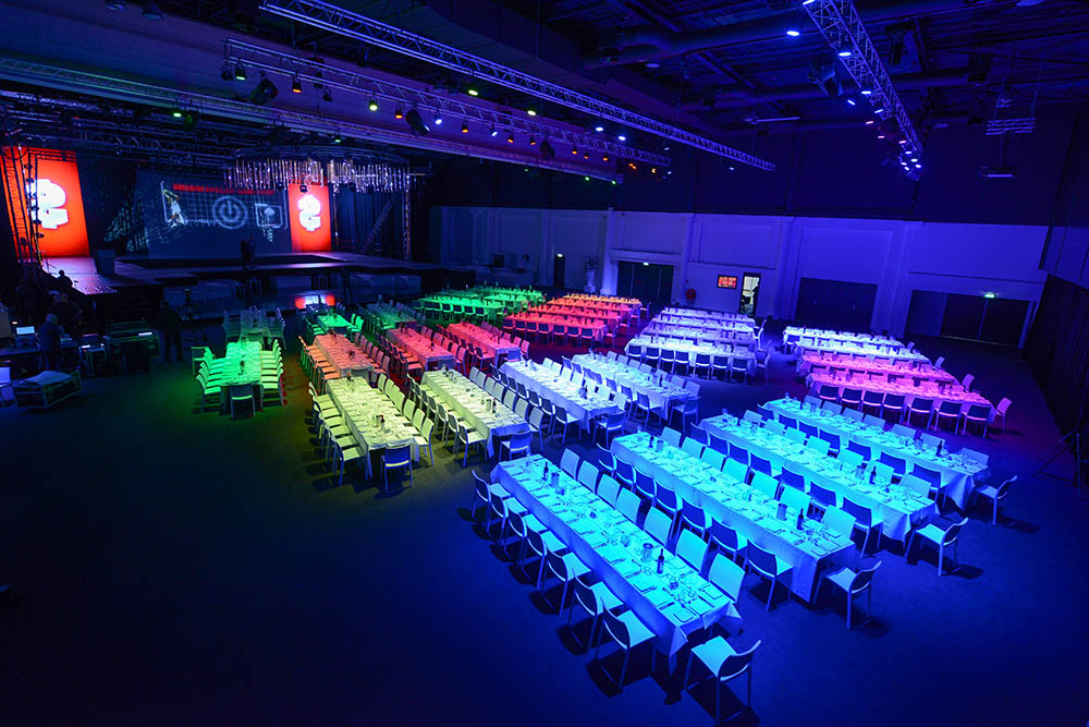 Lighting rentals - ACS audiovisual solutions