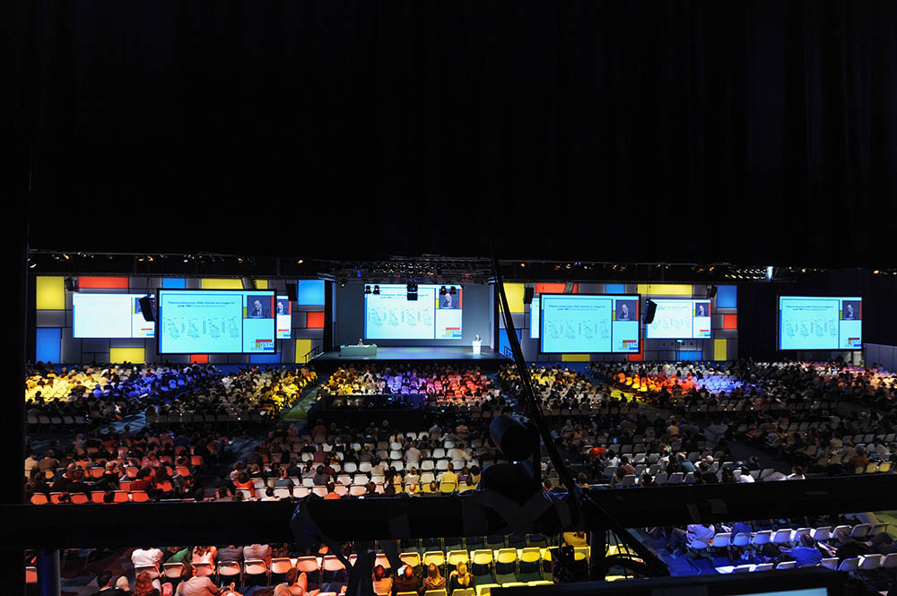 Congresses - ACS audiovisual solutions