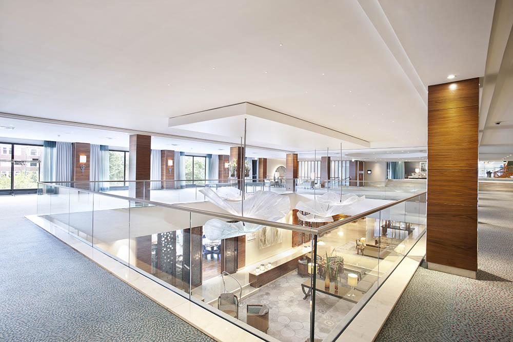 Partnerhip Hotel Okura Amsterdam - ACS audiovisual solutions