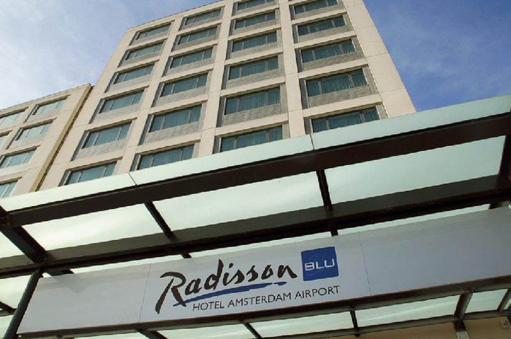 Partnership Radisson Blu Amsterdam - ACS audiovisual solutions