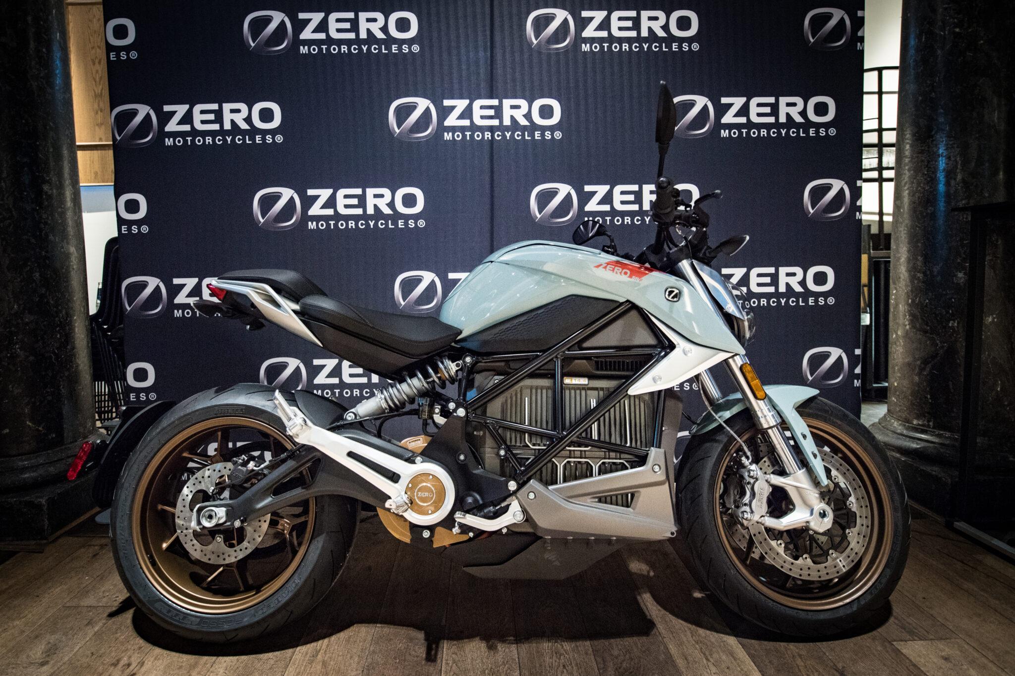 Zero Motorcyles Hotel Arena Amsterdam 02-2019